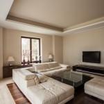 Designermøbler i stue med lækker boligindretning