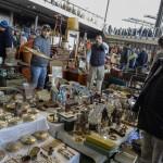 Marked med antikviteter