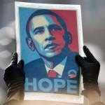 Valgplakat for Barack Obama